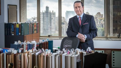 Desembargador de tribunal que vai julgar apelação do ex-presidente. FOTO: Jefferson Bernardes/Estadão