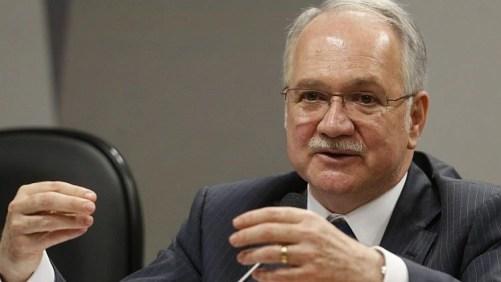 O ministro Fachin, relator da Lava Jato no Supremo - Dida Sampaio/Estadão