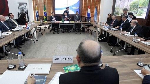 Líderes do Mercosul se reúnem neste sábado. Foto: Felipe Rau/Estadão