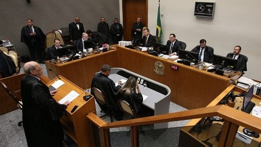 Quinta Turma do Superior Tribunal de Justiça julga o habeas corpus de Lula, que tem como defensor o advogado Sepúlveda Pertence. Foto: André Dusek/Estadão