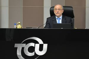 Aroldo Cedraz, presidente do TCU