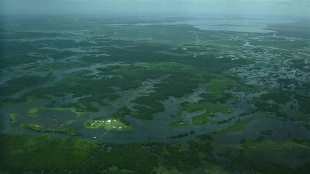 Pesquisa desvenda como nuvens de chuva se formam na Amazônia