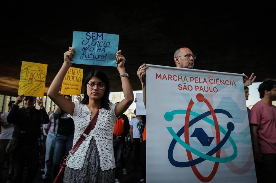 Cortes na Ciência ameaçam o futuro do Brasil, dizem ganhadores do Nobel