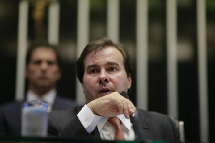 Rodrigo Maia abriu sessão nesta terça-feira, 9, para deliberação da reforma