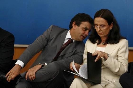 Resultado de imagem para Defesa de Andrea Neves pede para que ela seja solta e responsabiliza Aécio