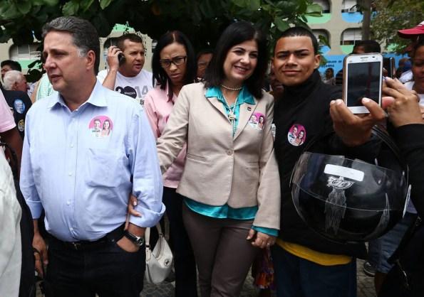 Anthony e Rosinha Garotinho são presos pela PF
