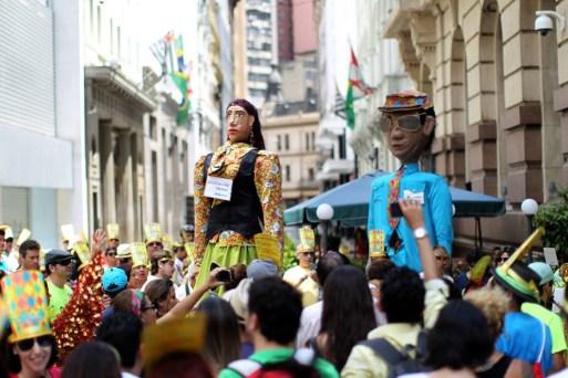 Prefeitura só libera marchinha no carnaval de São Luiz do Paraitinga