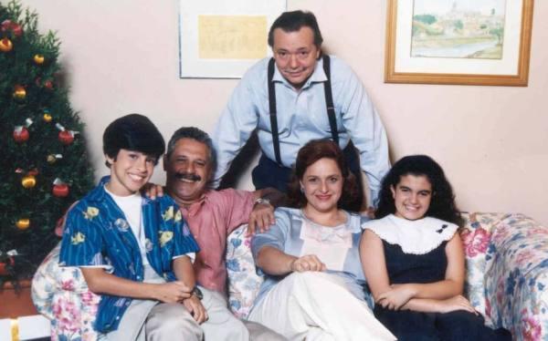 Série brasileira que fez bastante sucesso nos anos 90