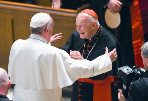 Vaticano - abuso - Theodore McCarrick