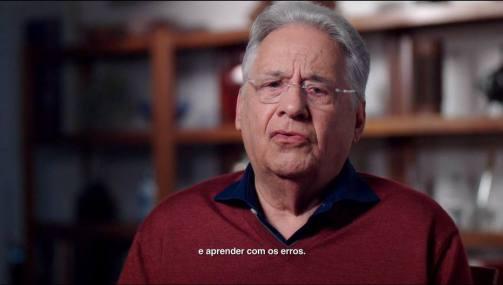 FHC em vídeo do PSDB