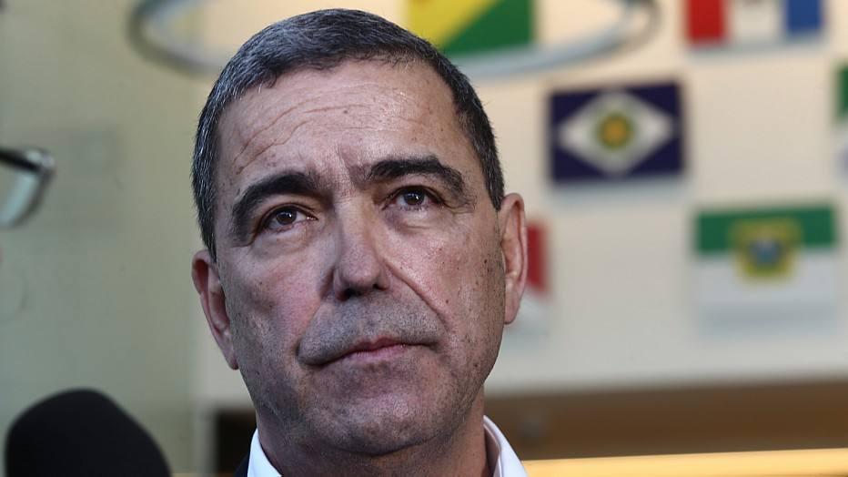 Marcus Vicente é deputado federal e vice-presidente da CBF