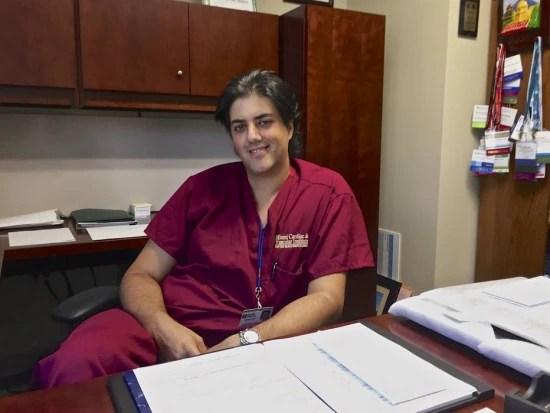 Dr. Guilherme Dabus é um dos pioneiros em novos tratamentos de AVC