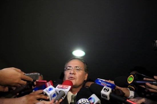 Presidente do Senado, Renan Calheiros
