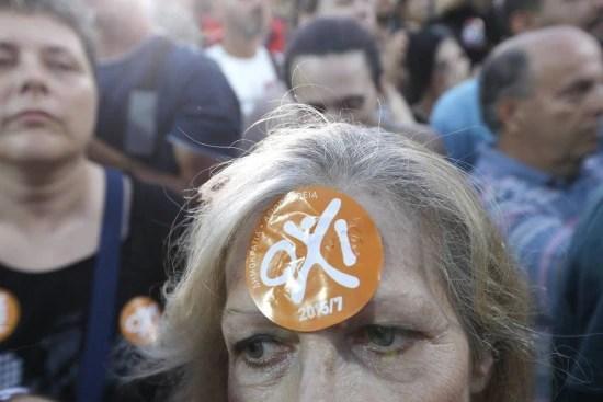 'É importante fazer com que os gregos se sintamderrotados e pensem que não há alternativas