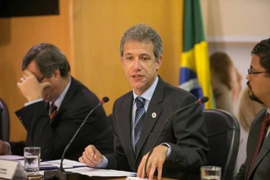 O ministro da Saúde, Arthur Chioro