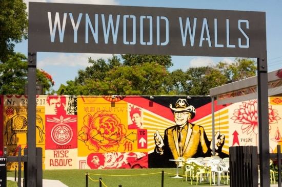 Wynwood Walls inaugurou em 2009