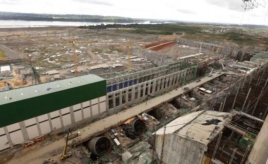 Usina hidrelétrica Belo Monte, no pior cenário de mudanças climáticas, pode ser afetada por falta de chuvas e deixar de compensar financeiramente