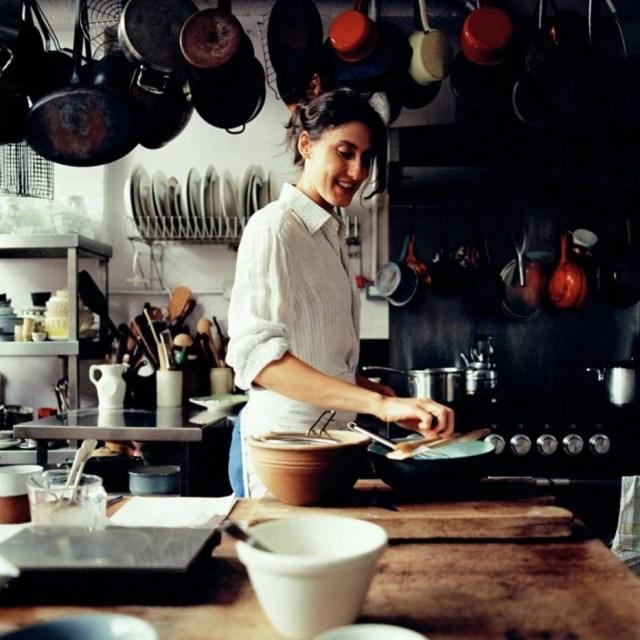 A chef Paola Carosella, que lança o livro 'Todas as Sextas'