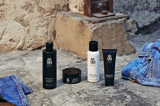 Serão 21 produtos, incluindo cuidados para barba, cabelos e tatuagens