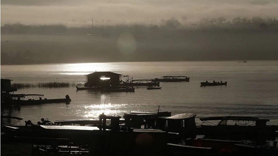 Vertedouro da hidrelétrica de Belo Monte: hoje, obras reúnem cerca de 40 mil trabalhadores