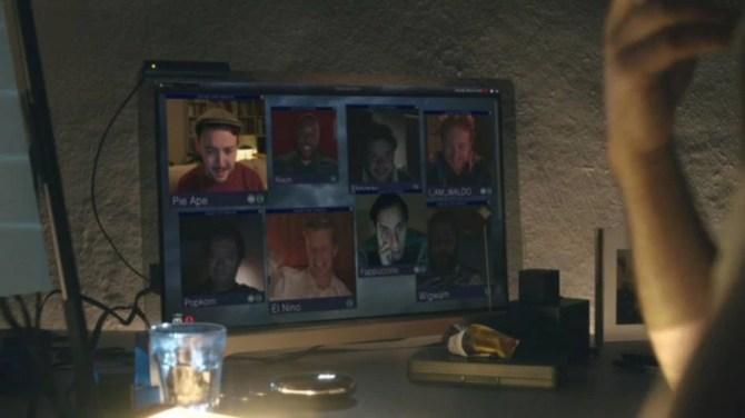 Reprodução da série 'Black Mirror'/Zeppotron/Channel 4