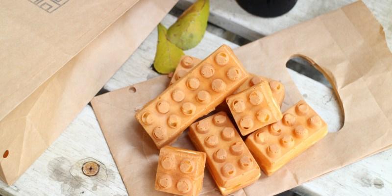 台南 雞蛋糕造型沒有極限,下午點心一起來去「吃積木」! 台南市歸仁區|樂搞雞蛋糕