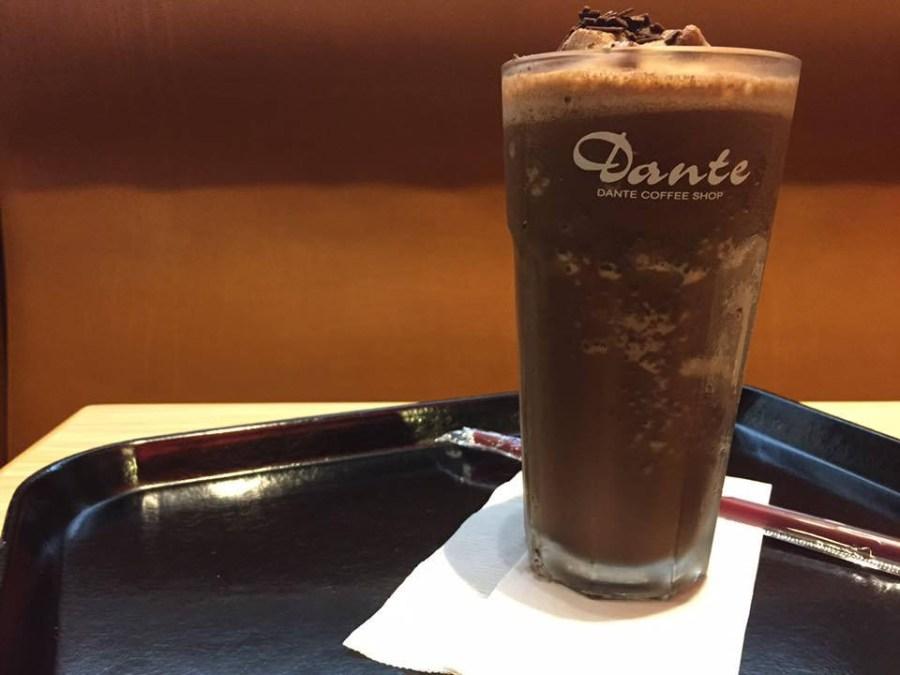 關於對丹堤咖啡的記憶