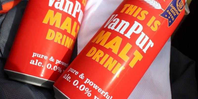 Van Pur Malt Drink 皇家梵布爾經典黑麥汁 炎夏消暑聖品-黑麥汁I