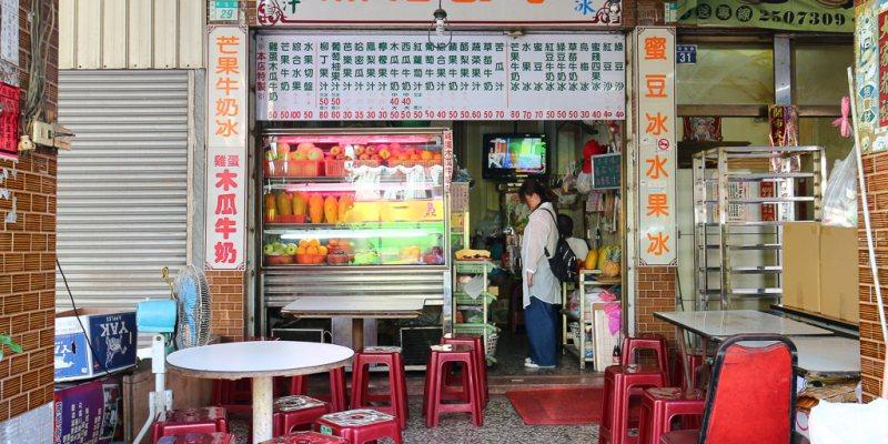 台南 木瓜牛奶竟然可以加雞蛋?台南第一次看到這種搭配的店家欸! 台南市安平區|安平木瓜牛奶大王