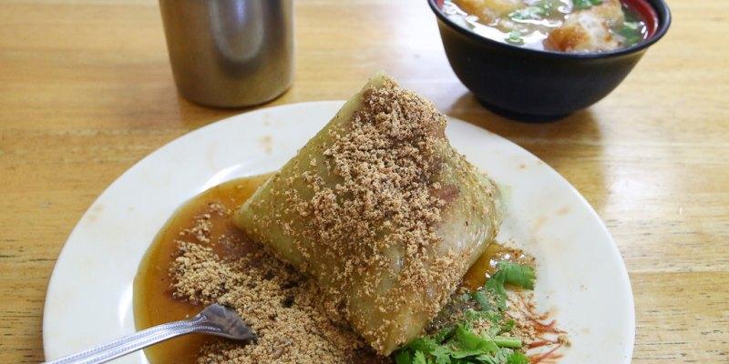 台南 永康廟埕前的肉粽菜粽老店,端午節粽子吃哪間? 台南市永康區 喜多鄉味肉粽