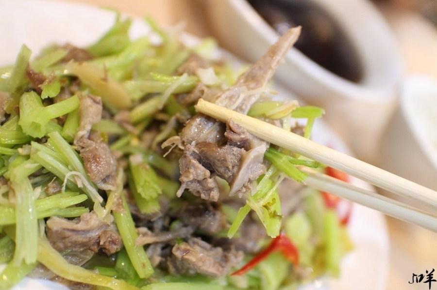 台南 羊味濃郁升級版羊油白飯x鹹香下飯生炒羊筋 台南市中西區 阿蓮羊肉專家