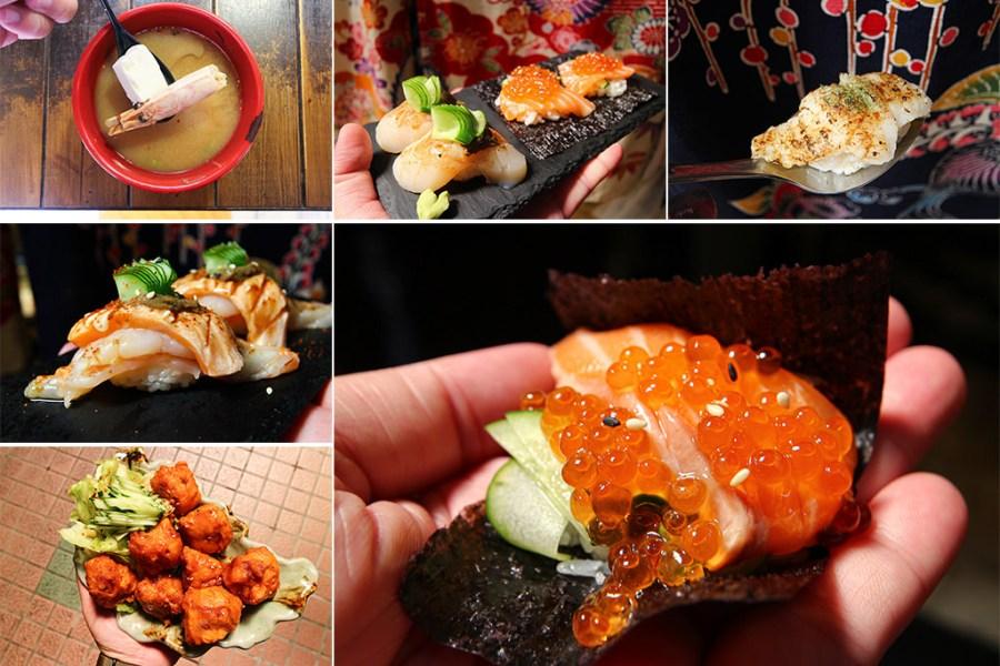 台南 深藏新營第一市場的美味日式料理,食材層次堆疊調和讓人難忘 台南市新營區|鮨阜