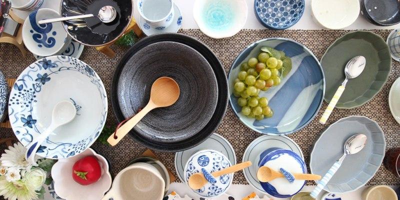 台南 買日式餐盤食器嗎?餐盤精美,拍照、自用、開店免煩惱 台南市北區 萌物多