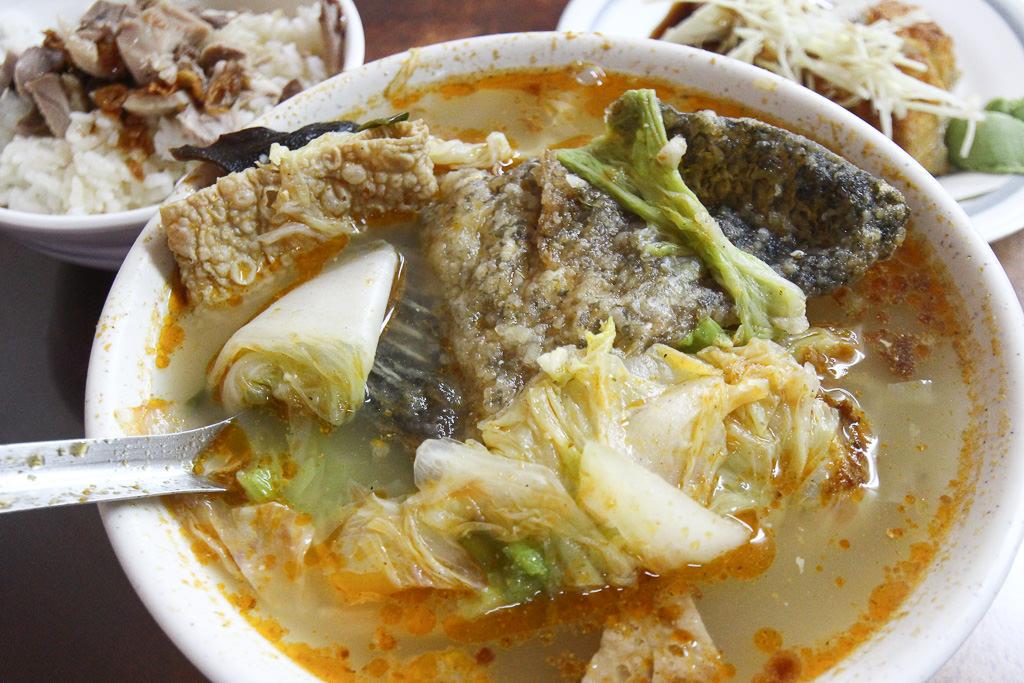 嘉義 除了林聰明沙鍋魚頭外,另一間嘉義人激推,不能不知道的沙鍋魚頭店原來是這間! 嘉義市 北門沙鍋魚頭