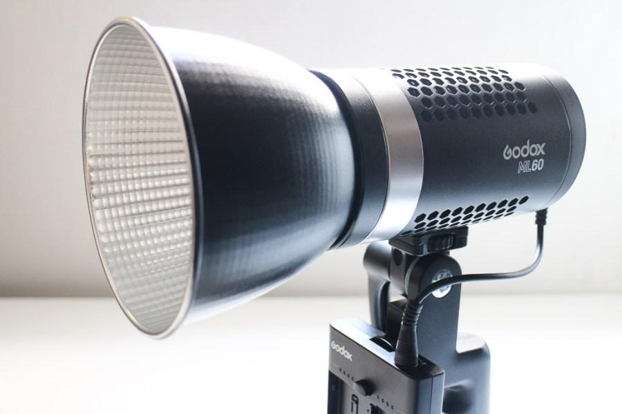 神牛LED燈ML60,神牛方便好攜體積小,亮度又夠的燈光選擇 商業攝影|攝影燈具