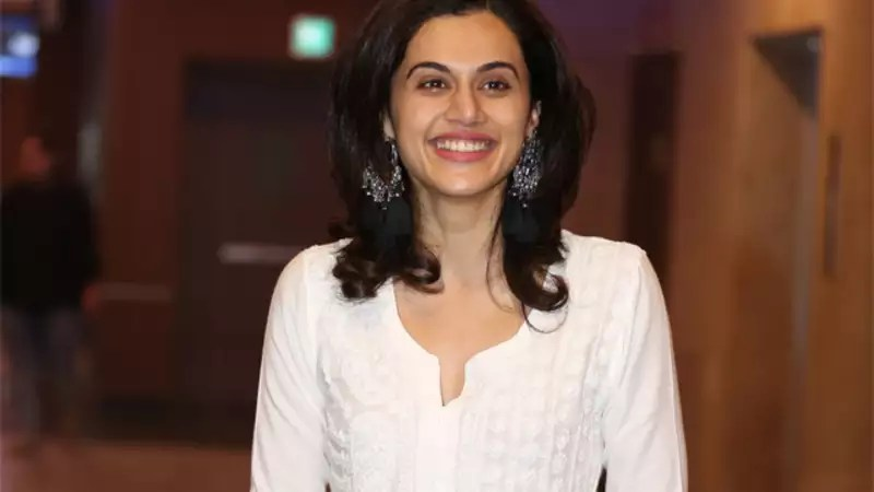 Tapsee Increases Remmuneration-Says Still Lesser Than Others