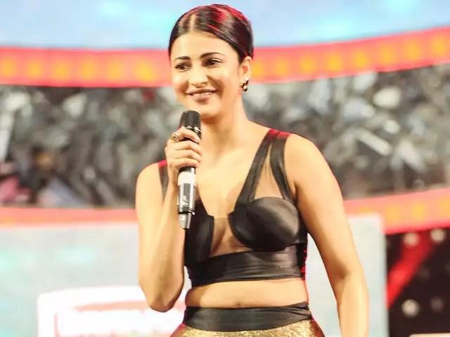 Shruti Hassan Says She Thinks Twice Before Speaking