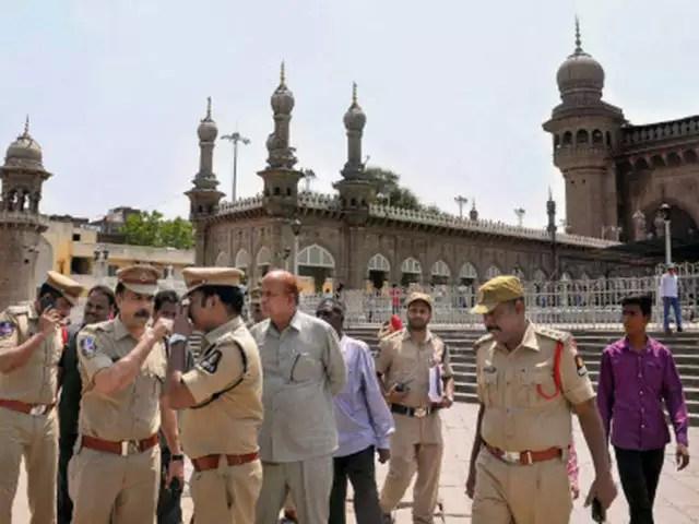 mecca masjid bombings happened on this day 12 years ago-tnilive-telugu news international