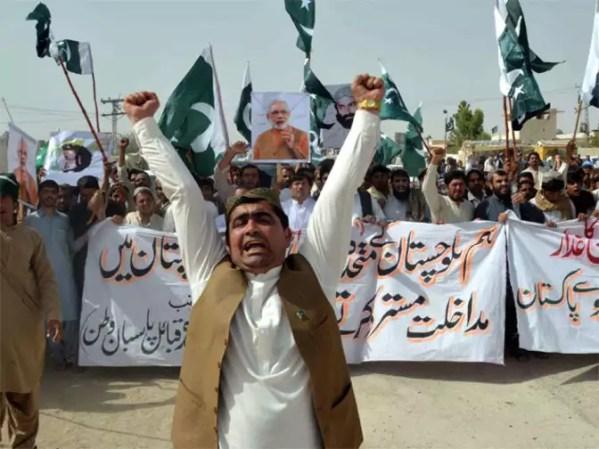 Balochistan adopts resolution against PM Modi