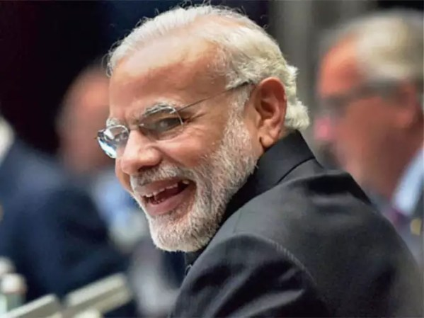 PM Narendra Modi likens stir against Donald Trump to that ...