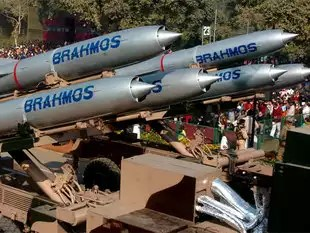 The Army has so far placed orders for the BrahMos missile to be deployed by three regiments of the Army and two of them have already been inducted operationally.