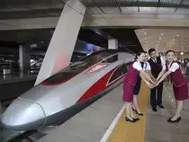China has spent an estimated $360 billion on high-speed rail, building by far the largest network in the world.