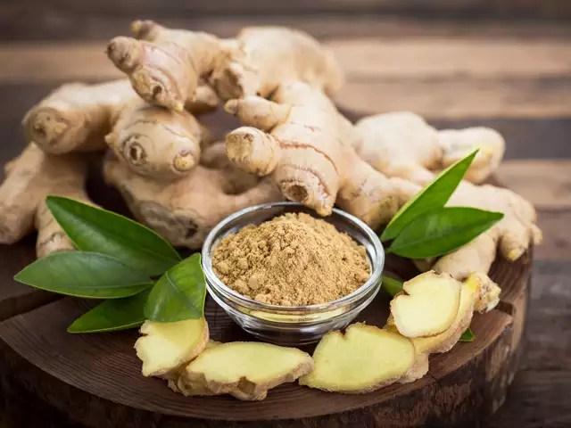 అల్లం...రక్తపోటుకు వేస్తుంది కళ్లెం - Ginger aids in controlling blood pressure