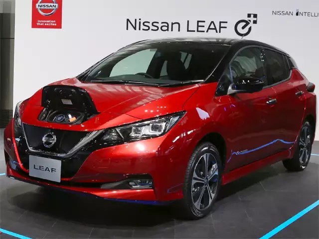 Image result for nissan leaf e+