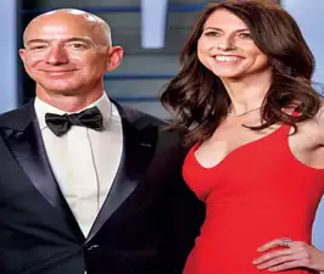 Jeff Bezos In  The Couple Donated   Million To A Washington State Campaign To Legalise Same Sex Nuptials There