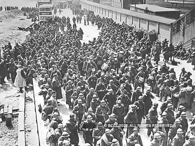 Operation Dynamo, 1940