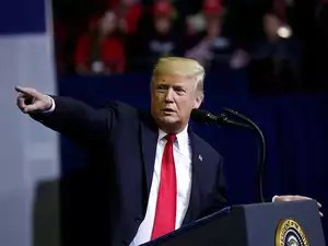 Donald Trump | Pulwama terror attack: Trump says India ...