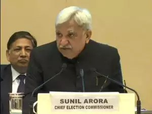 2019 General elections to be held in 7 phases: CEC Sunil Arora