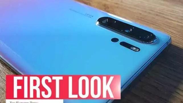 Huawei P30 Pro Price Huawei P30 Pro With Quad Camera Setup