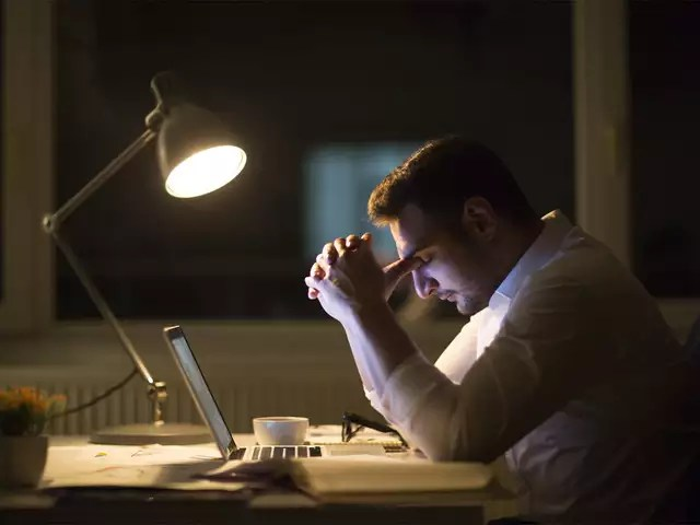 9 ways to deal with stress at work - Work pressure lead to extreme outcome  | The Economic Times
